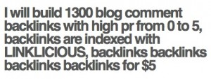 Back Links Fiverr 300x113 Buying Backlinks on Fiverr   An Experiment
